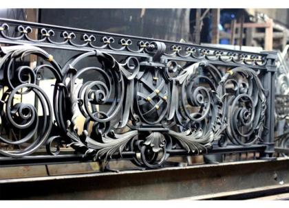 кованые перила «Кузница Юга»