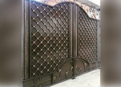 кованые ворота таганрог