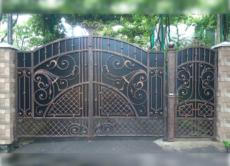 "кованые ворота""Кузница Юга"""