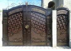"Кованые ворота ""Кузница Юга"""