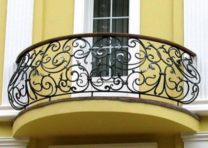 "кованые балконы""Кузница Юга"""