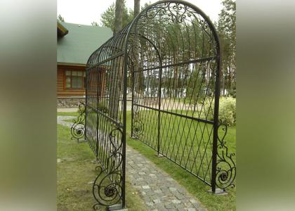 арка садовая большая - Кузница Юга