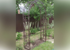 леруа арки садовые - Кузница Юга