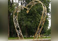 свадебная арка - Кузница Юга