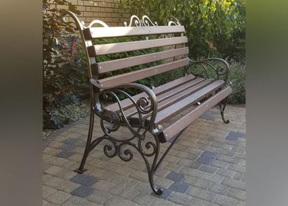 скамейка купить - Кузница Юга