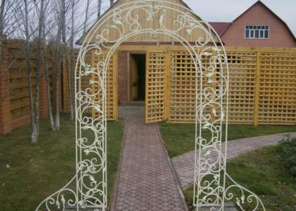 леруа арки садовые- Кузница Юга