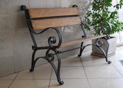 кованые скамейки Аксай - Кузница Юга