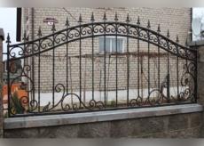 купить кованый забор - Кузница Юга