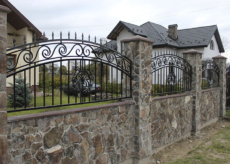 забор ковка - Кузница Юга