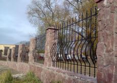 забор ограждение - Кузница Юга
