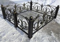 кованые оградки - Кузница Юга